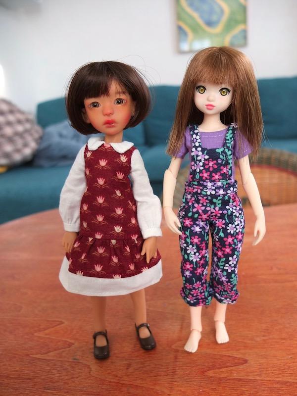 Little Cosmos: mini Bastian est là + photos avec Aurélia et Ruruko! Dscf6216