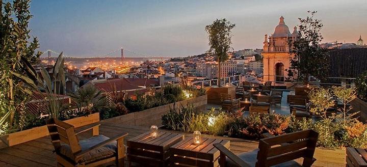 Lisbone (city trip juin) Park-r10