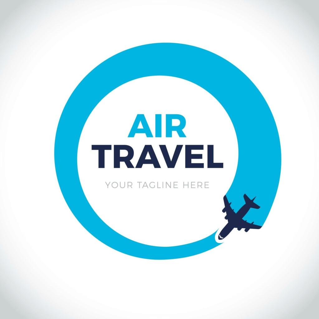20 شعار فيكتور جاهزة للتعديل لشركة السياحة 810
