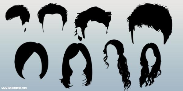 فرش فوتوشوب علي شكل شعر Hair Brush  - صفحة 3 Drip-i12
