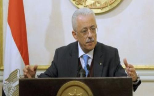 """وزير التعليم"""" ينفي انفجار جهاز تصحيح البابل شيت 0612"""