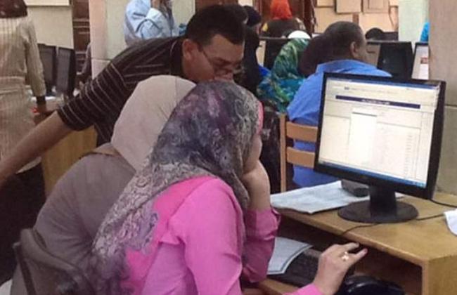 خطوات التسجيل في التنسيق الالكتروني لطلاب الدبلومات الفنية للالتحاق بالجامعات 10059