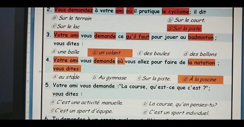مراجعة فرنسية ثانوية عامة ٢٠٢١ | سؤال المواقف situations  1156