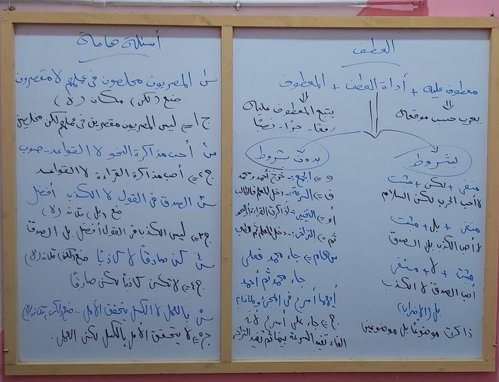 مراجعة درس العطف للصف الثاني الإعدادي أ/ محمد أسامة أبو السعود 1282