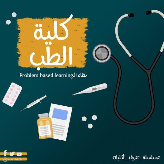 لطلاب الثانوية العامة .. كل ما تريد معرفته عن كلية الطب النظام الجديد | نظام الـproblem based learning  1545