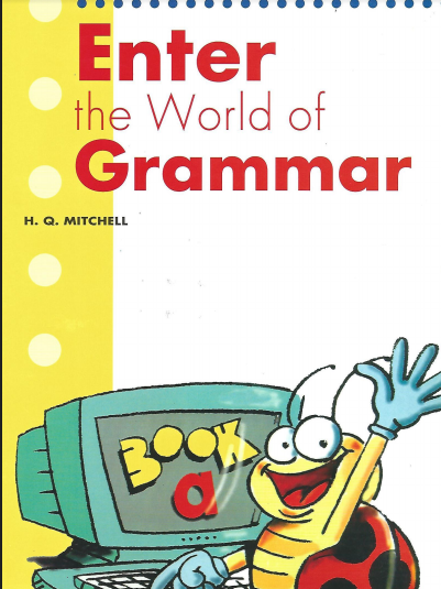 أقوى كتاب جرامر تأسيس لغة انجليزية للمرحلة الابتدائية 4121
