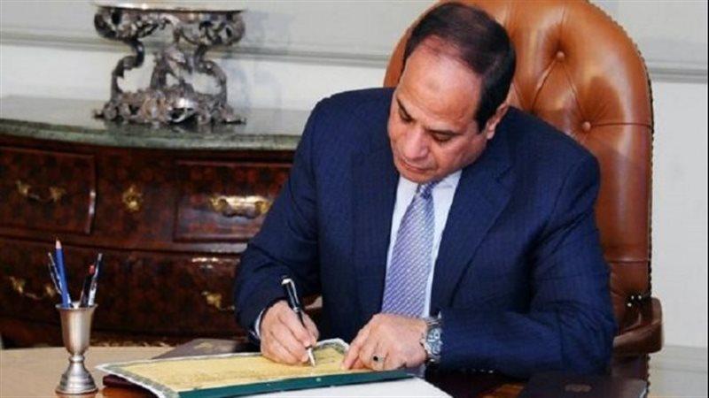 عاجل   6 قرارات جديدة لرئيس الجمهورية 726