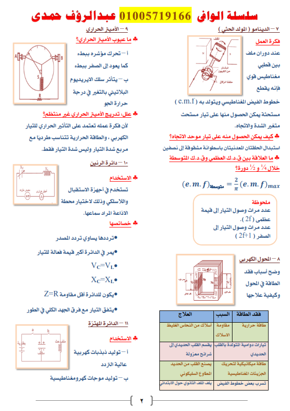 المراجعات السريعة فيزياء الثانوية العامة أ/علي إسماعيل Oioo1_11