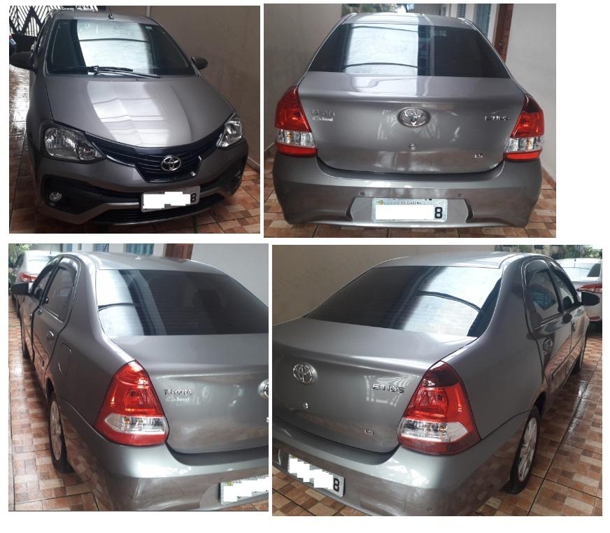 Vendo Etios Xplus Sedan 1.5 AT MOD 2019 Mont_010
