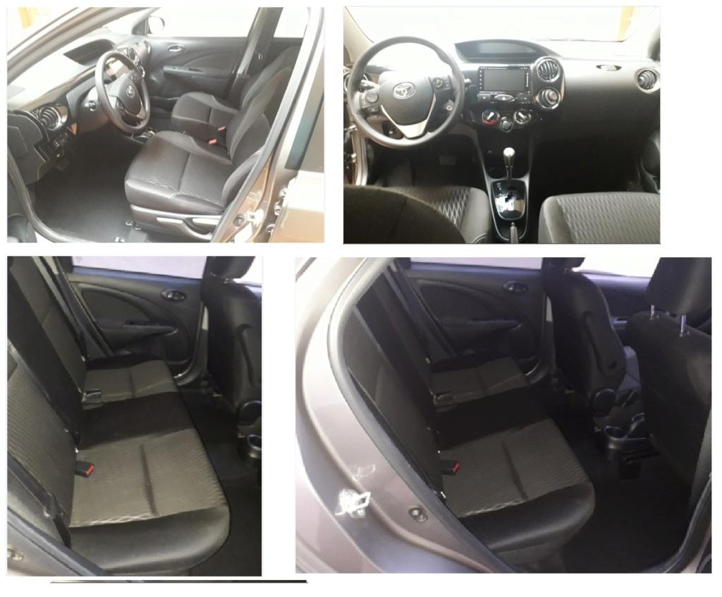 Vendo Etios Xplus Sedan 1.5 AT MOD 2019 Mont_012