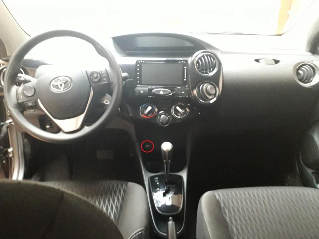 Vendo Etios Xplus Sedan 1.5 AT MOD 2019 Usb10