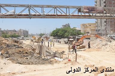مشروع تطوير محور المحمودية بالإسكندرية بالصور 41729110