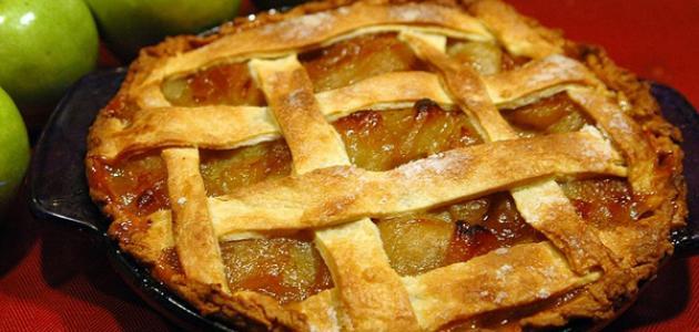 طريقة تارت التفاح مع صور الكستناء الشهية  Oao_aa10