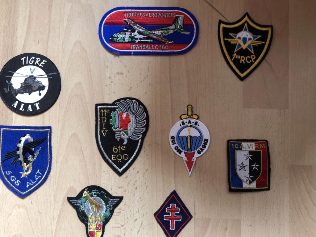 Collection Patch escadron  0bdd2210
