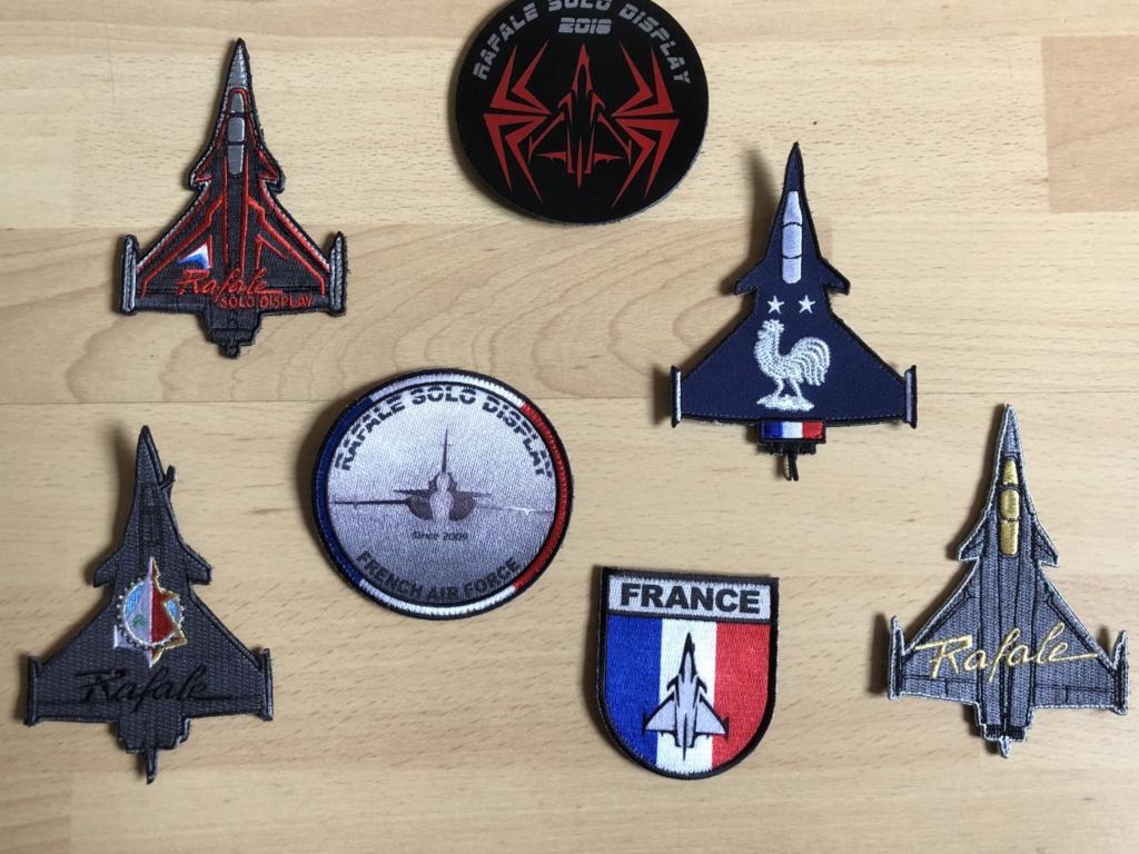 Collection Patch escadron  Ac261110