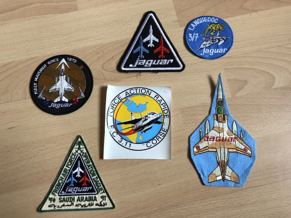 Collection Patch escadron  Eff0f710