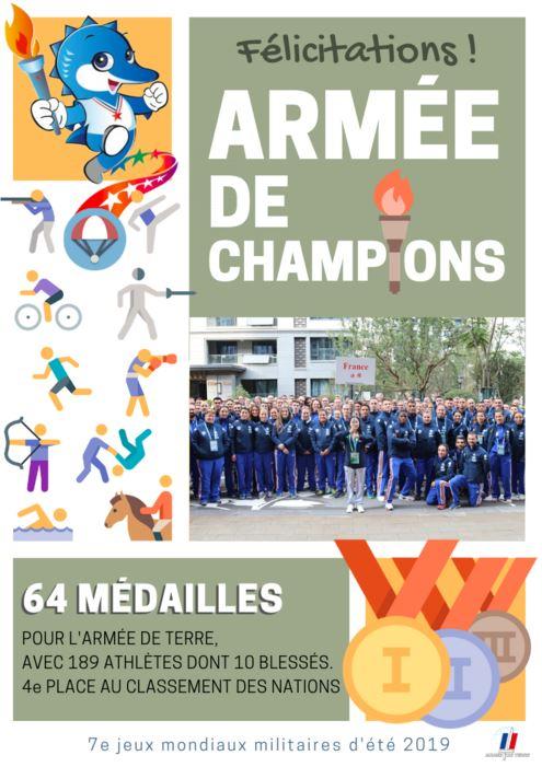 Jeux Mondiaux Militaires d'été At10