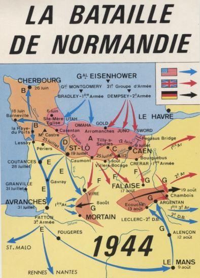La bataille de Normandie Batail10