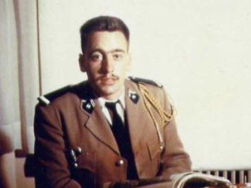 Sous-Lieutenant Guy MANCEAUX Gar10