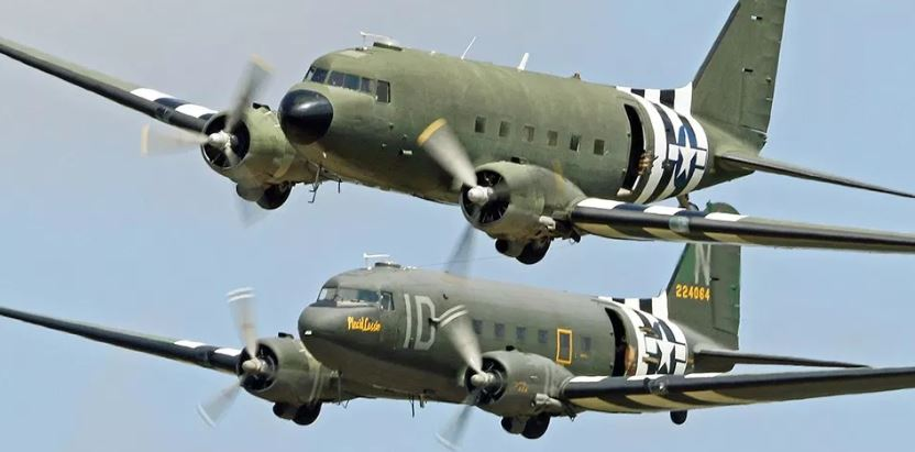 DOUGLAS C-47 SKYTRAIN – DAKOTA Grt10