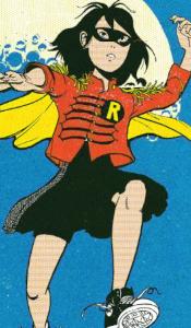 R-Iko Sheridan/Robin