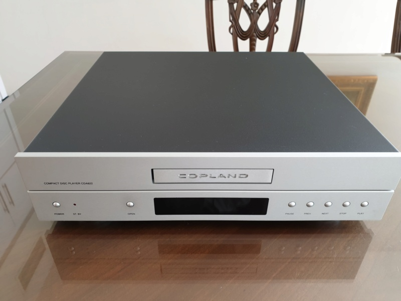 Copland CD Player (Sold) Front10