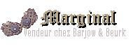 Sorcier en marge - Vendeur chez Barjow & Beurk