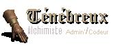 Sombre sorcier - Alchimiste - Administrateur / Codeur