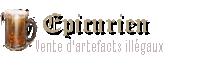 Epicurien - Vente de livres interdits et objets pour la magie noire / Blanchiment d'argent