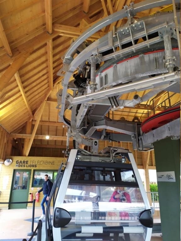 Télécabine débrayable (TCD8) Nuage de Beauval – Zoo de Beauval Img_2021