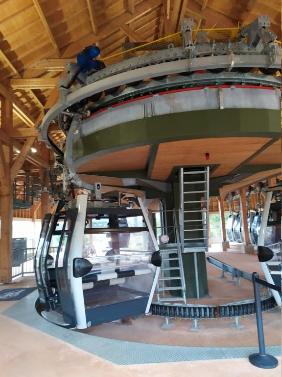 Télécabine débrayable (TCD8) Nuage de Beauval – Zoo de Beauval Img_2036