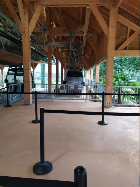 Télécabine débrayable (TCD8) Nuage de Beauval – Zoo de Beauval Img_2040