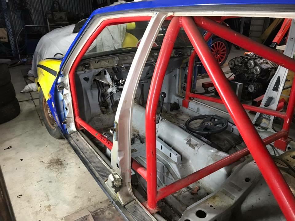 Alfa 75 turbo piste F5821910