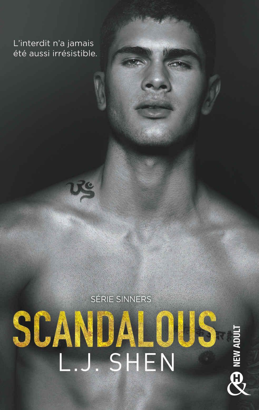 SHEN L.J. - Scandalous 12911710