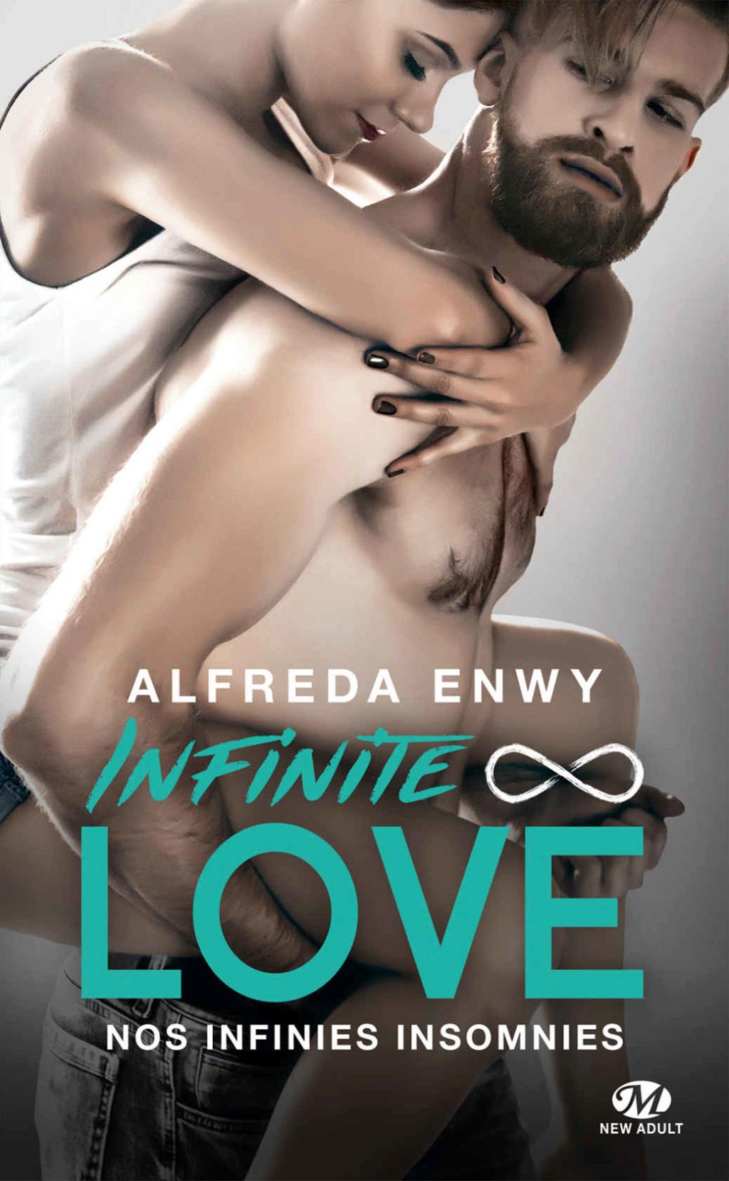 ENWY Alfreda - INFINITE LOVE - Tome 4 : Nos Infinies Insomnies 89520010