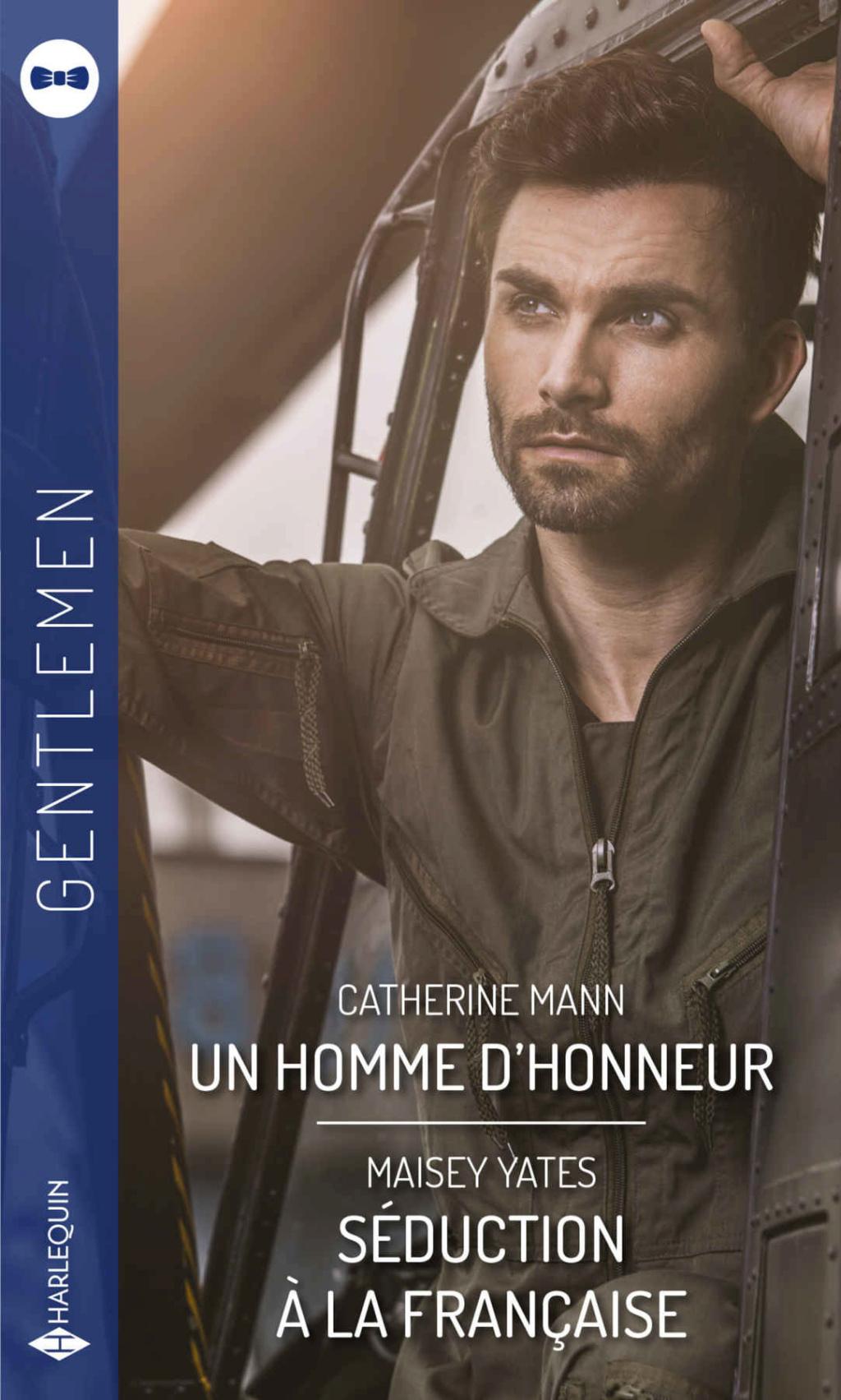MANN Catherine et YATES Maisey - Un homme d'honneur - Séduction à la française Hq10