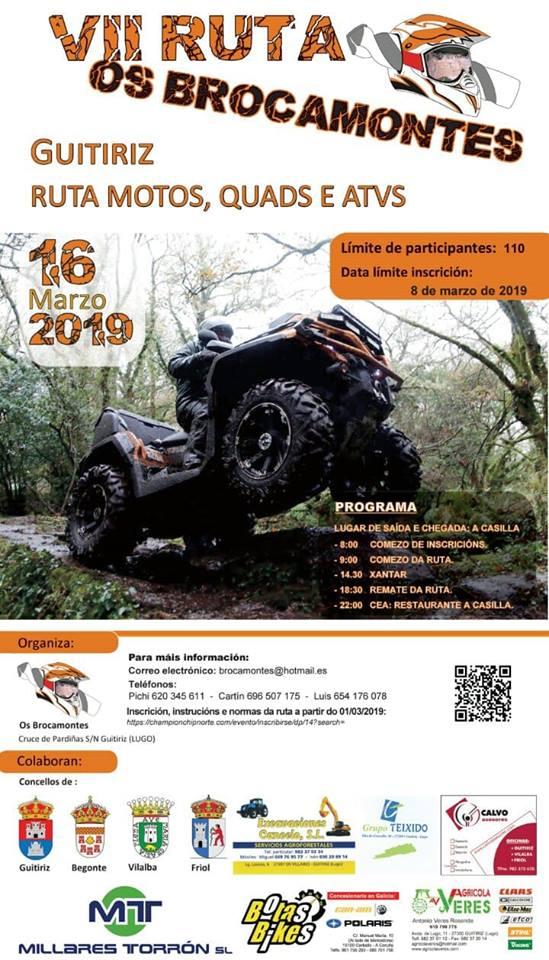 VII RUTA OS BROCAMONTES GUITIRIZ (16/03/2019) 52297910