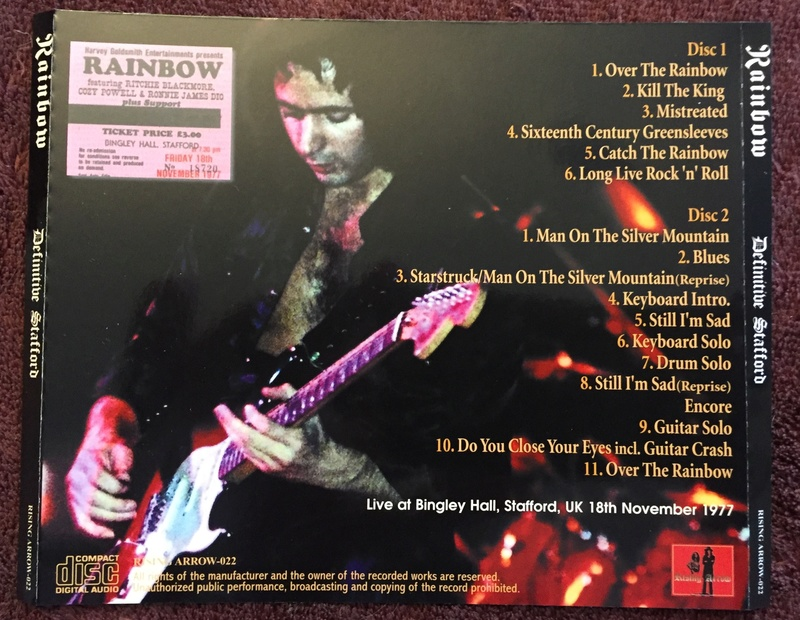Vos bootlegs Rainbow . - Page 8 Img_6318
