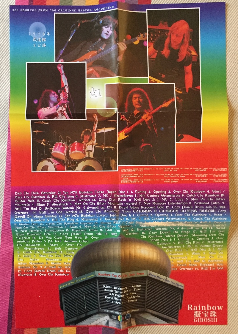 Vos bootlegs Rainbow . - Page 8 Img_6332