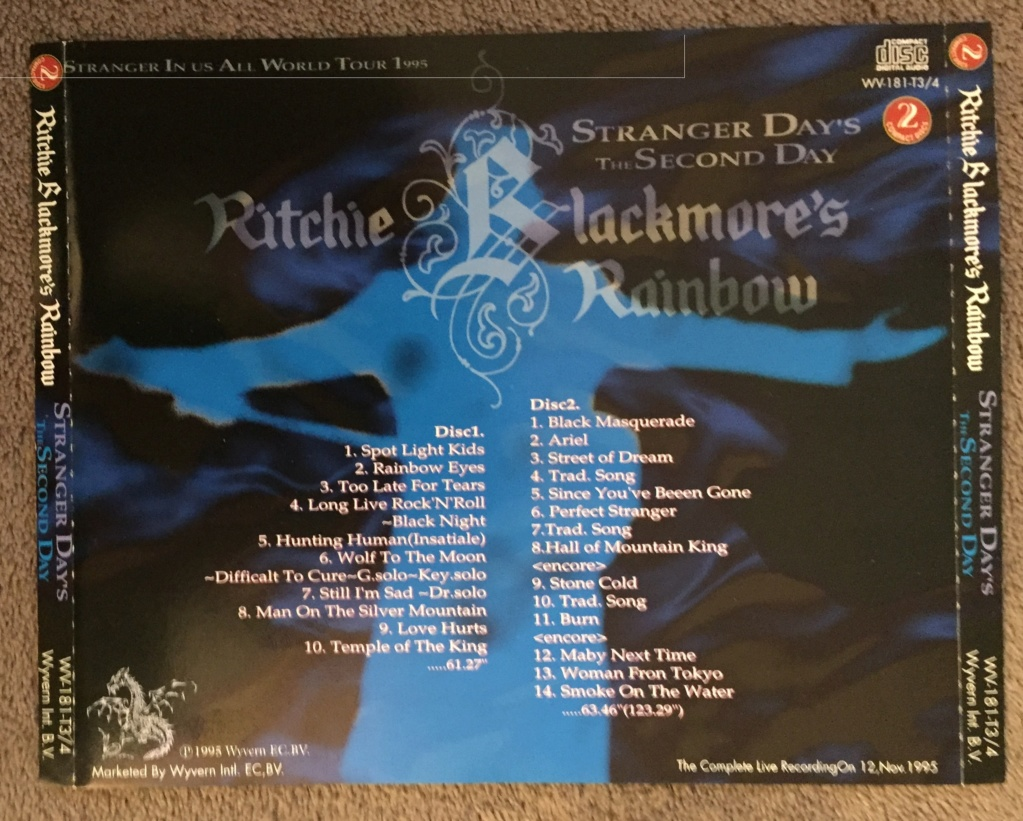 Vos bootlegs Rainbow . - Page 12 Img_7153