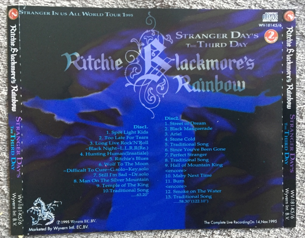 Vos bootlegs Rainbow . - Page 12 Img_7237