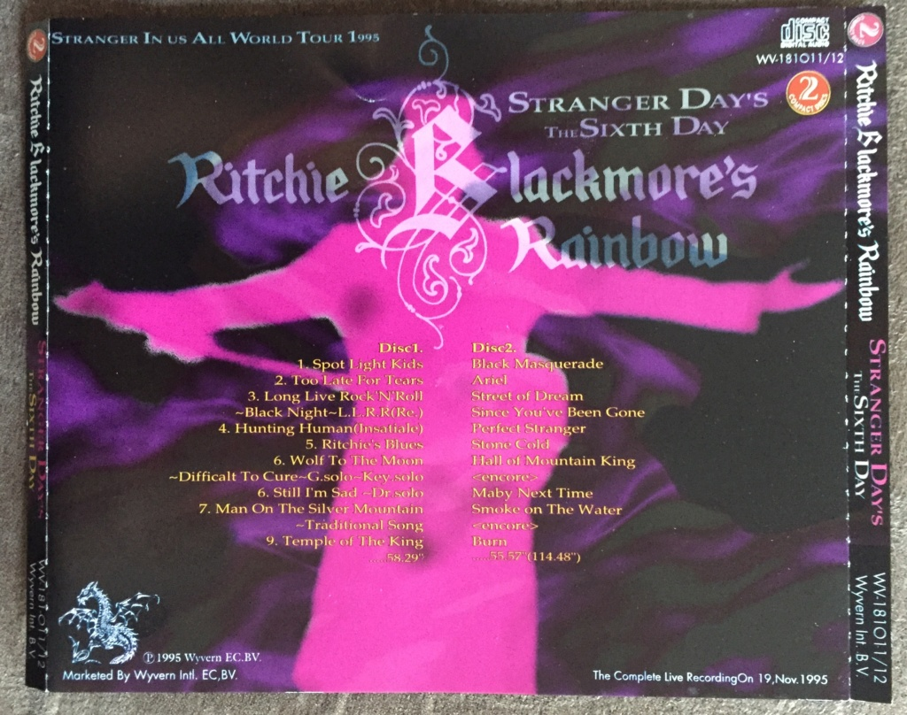 Vos bootlegs Rainbow . - Page 12 Img_7245