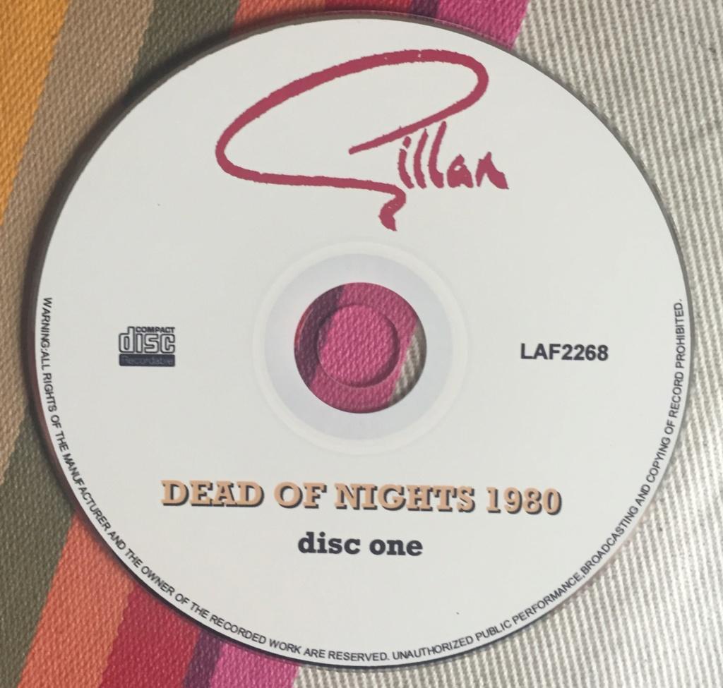 vos bootlegs GILLAN 76-83 hors deep purple Img_7439