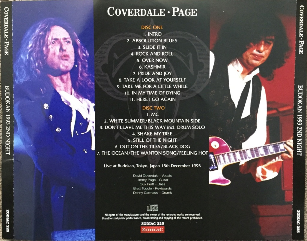 vos bootlegs Whitesnake - Page 3 Img_8422