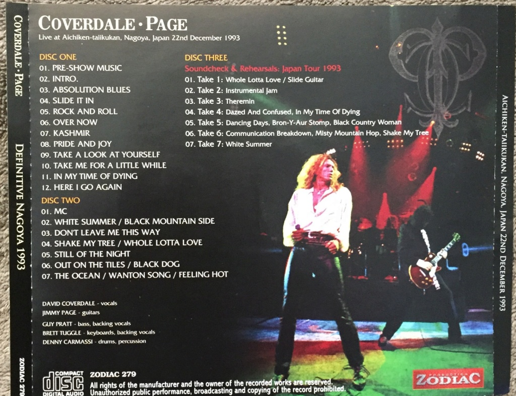 vos bootlegs Whitesnake - Page 3 Img_8429