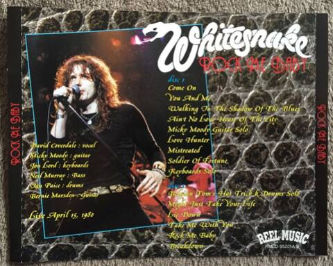 vos bootlegs Whitesnake