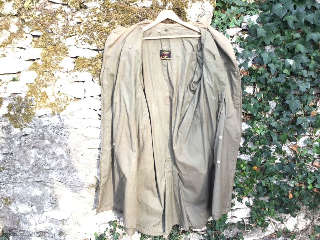 Imperméable d'officier US 9fc8eb10