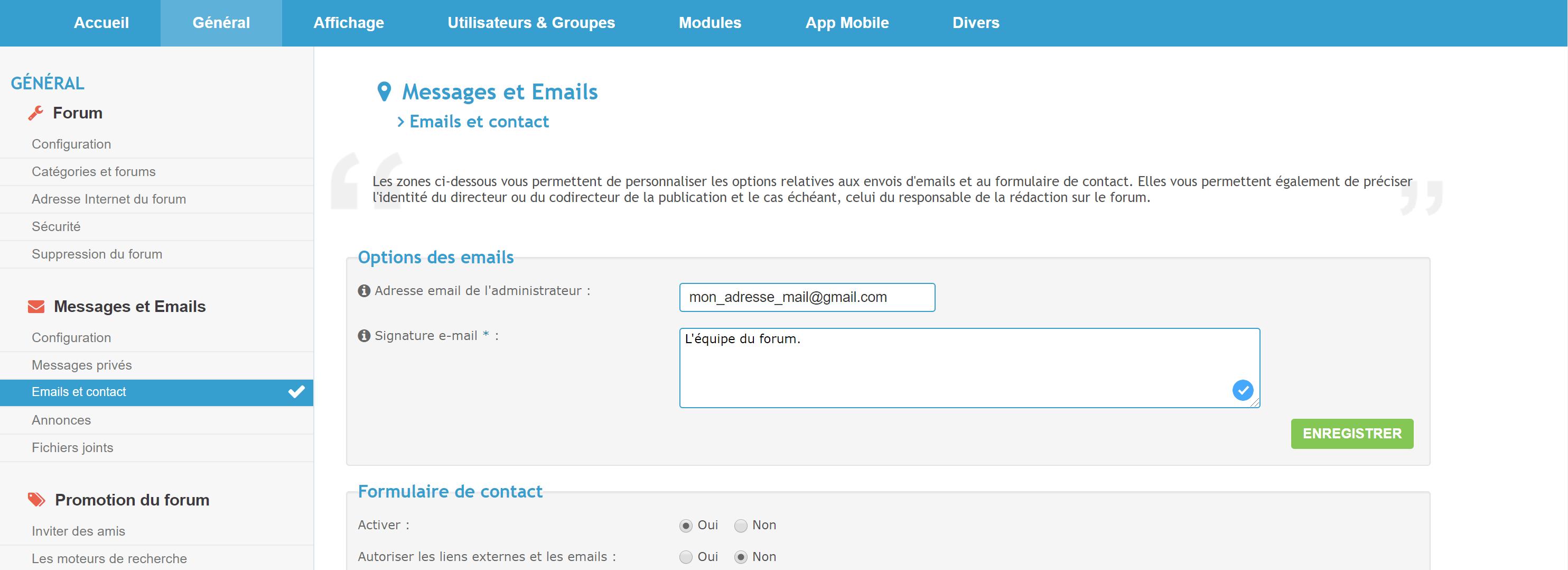 Mon Email apparaît dans les MP Annota11