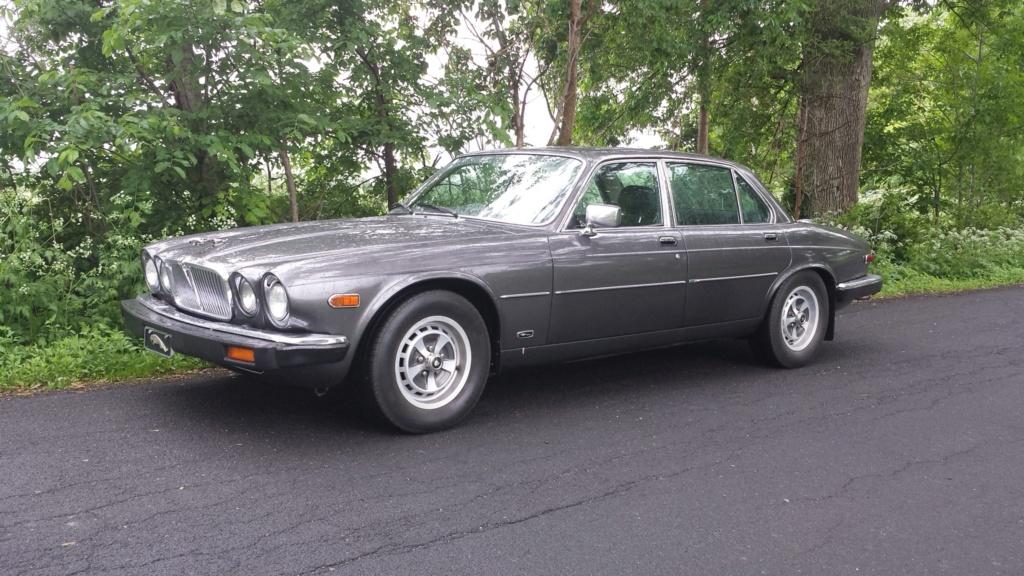Jaguar : 50 ans de XJ 20150612