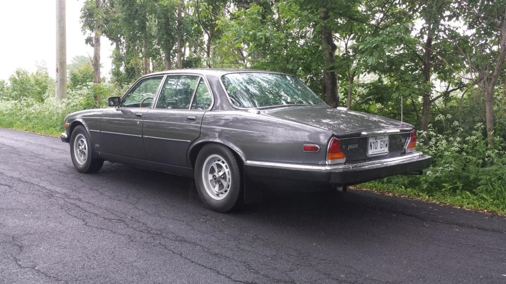 Jaguar : 50 ans de XJ 20150613